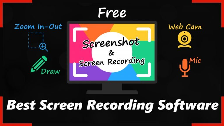 Best Screen Recording Software for Windows & Mac