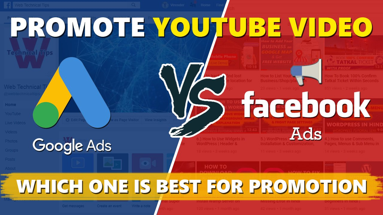 How to Promote YouTube Video or Youtube Channel