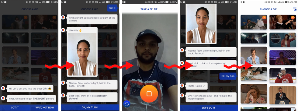how to download morphin app and use it