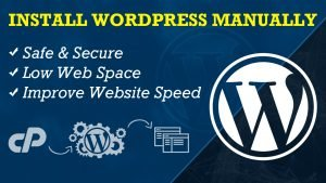 Step-by-Step Guide to Install WordPress Manually On Any Web Hosting