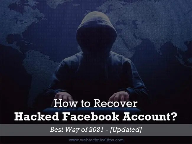 Proven Way to Recover Hacked Facebook Account 2021 [Updated]