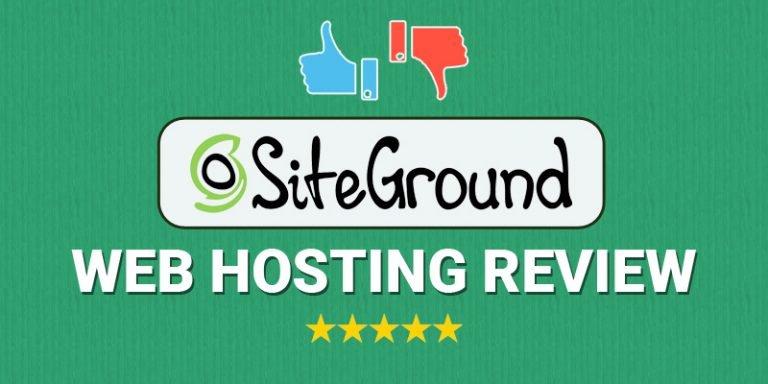 Siteground Review 2021: Still Popular Web Hosting Provider?