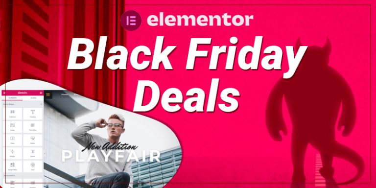 Elementor Black Friday Sale 2021: Get up to 25% Off [Coming Soon]