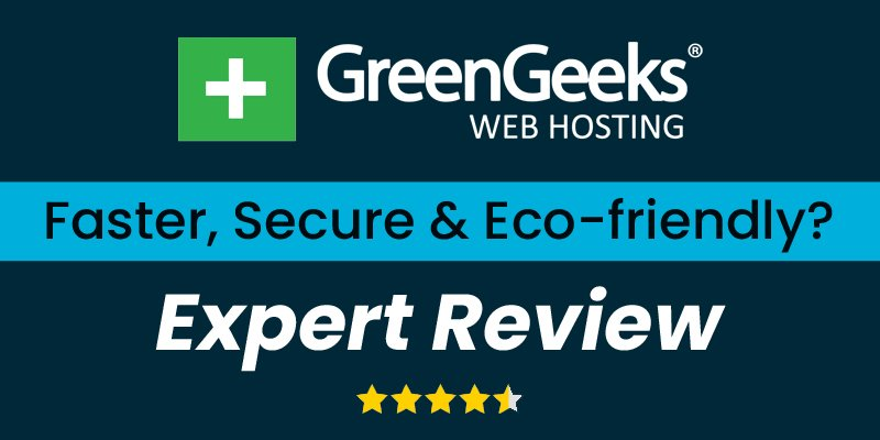 greengeeks hosting expert review 2021