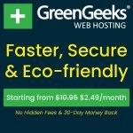 greengeeks hosting review 2021